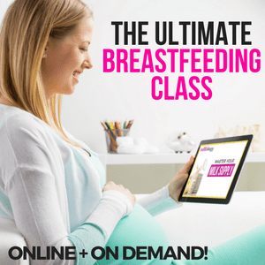 The Ultimate Breastfeeding Class- Milkology