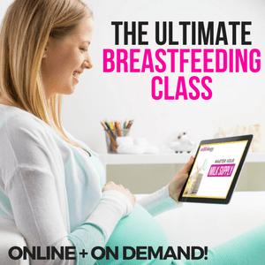 The Ultimate Breastfeeding Class- Milkology