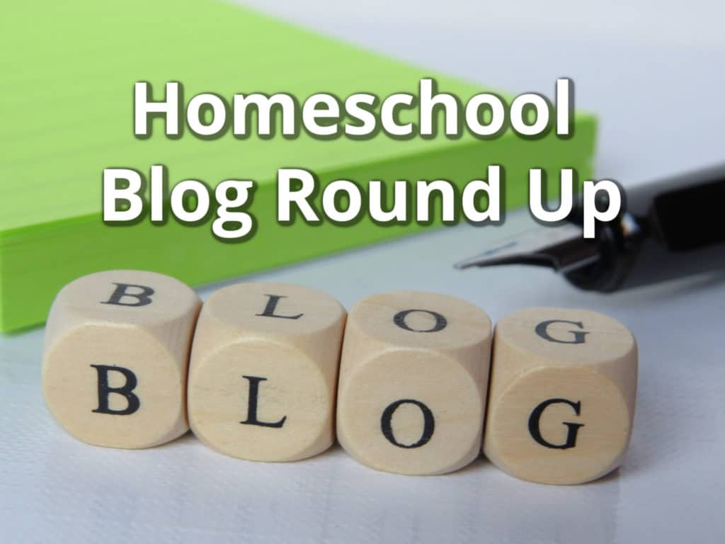 Homeschool Blog Round Up