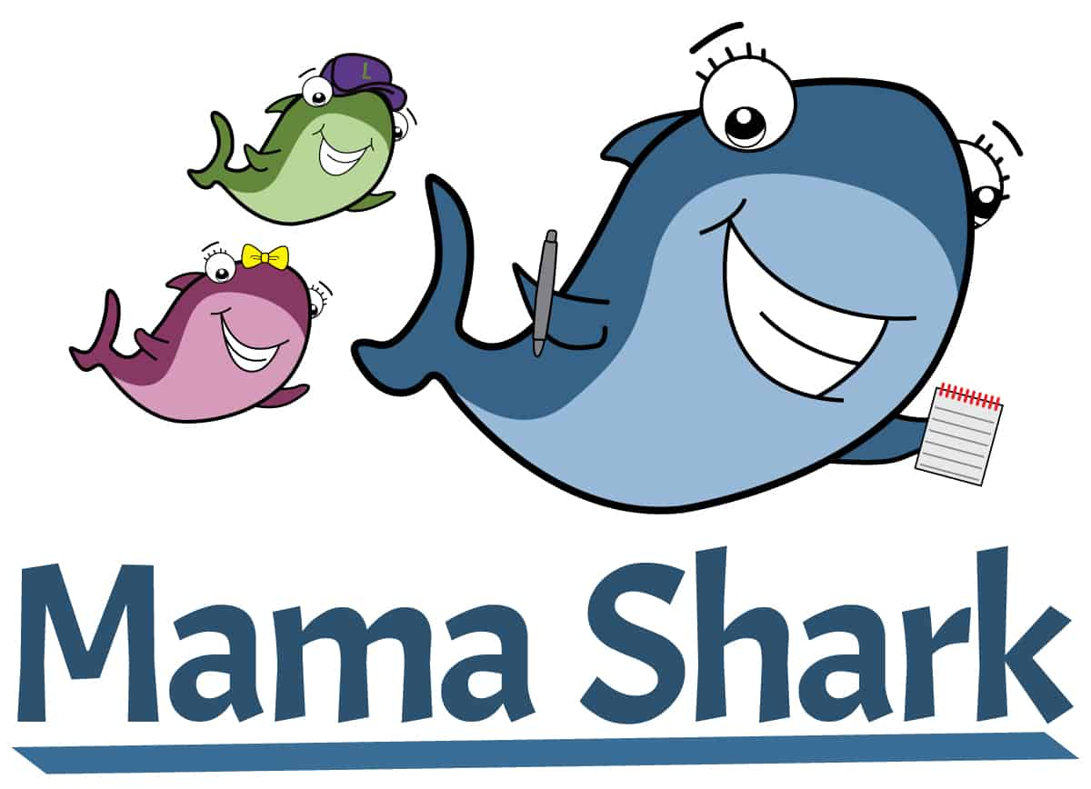 mama shark- guide to reducing moms mental load