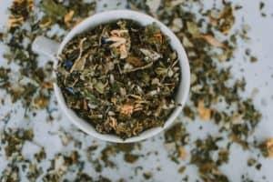healing tea for moms