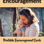 encouragement cards for moms