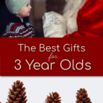 gift ideas for 3 year olds