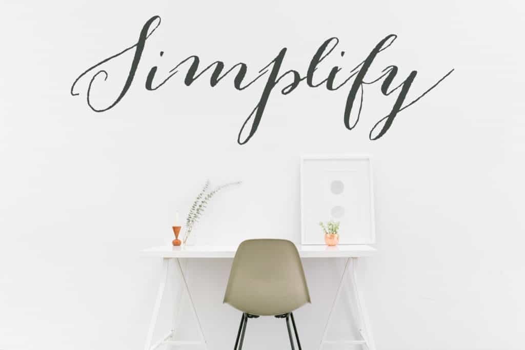 Simplify Your Life as a Mom