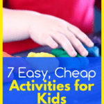 budget-friendly activities for kids