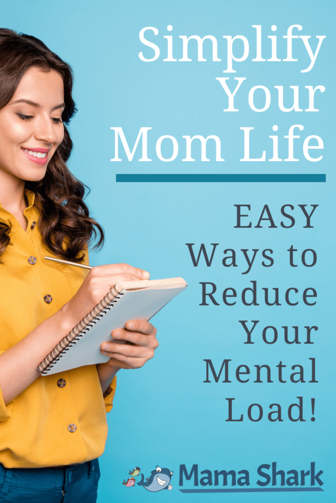 How to simplify your life as a mom