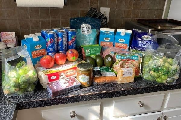 how I do my meal planning on a budget
