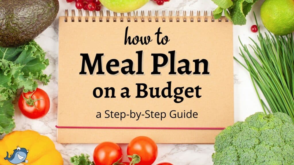 how to do meal planning on a budget for families