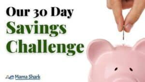 30 Ways to Save Money with a Money Saving Challenge