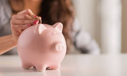 saving money in a 30 day challenge