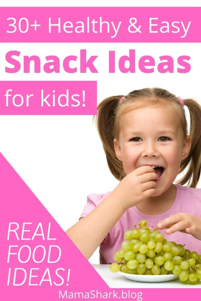 easy healthy snack ideas kids will love