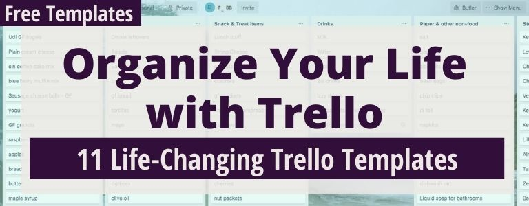 organize your mom life with trello